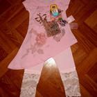 Распродажа Брендовые оригинальные платья  туники для девочки Nova