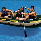Надувная лодка трехместная Intex 68349
