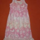 Брендовые платья, юбка на девочку(лето) 5-6лет