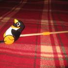 Продам каталку деревянную Пингвин
