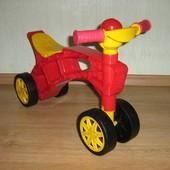 Беговел Ролоцикл Технок 4 - для деток от 1,5 года