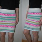 Теплая юбка NEW LOOK размер М