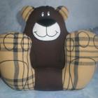 Детская подушка-подголовник 3 в 1 -игрушка, подушка, для автомобиля