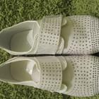 Белоснежные женские туфельки новые