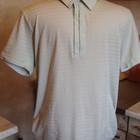 тенниска футболка поло нежно-мятная AX Размер М 100%вискоза
