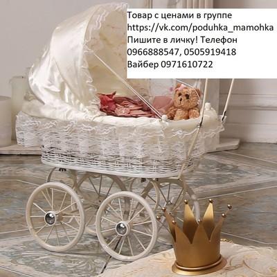 Детское постельное в кроватку принцесса 7 пр. в ассортименте фото №17
