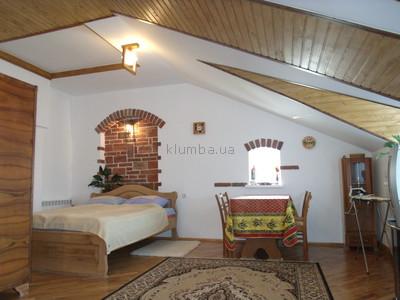 Трускавец. однокомнатная квартира-студия в стиле шале с личной парковковкой фото №1
