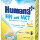 Хумана НN+мст лечебное питание со среднецепочечными триглицеридами, 300г, с 1 месяца по хорошей цене