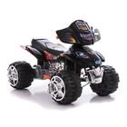 Электроквадроцикл Bambi Zp 5118 черный/оранжевый