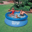 Семейный надувной бассейн Intex 28110,28112,28120,28122,28142 Easy Set
