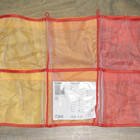 Подвесные карманы в детскую комнату, сетка для игрушек Ikea, Красный. Наличие Луганск