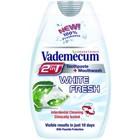 Vademecum White fresh 2in1 зубная паста-ополаскиватель