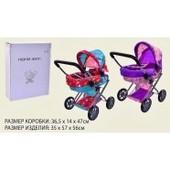 Детская коляска для кукол 9369 Melogo