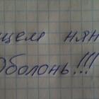 Няня (Киев - Оболонь)