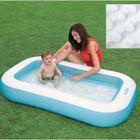 Детский надувной бассейн Intex, 57403