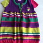 Платье lc waikiki 3/98 яркое,игривое, под свитерок или блузу!