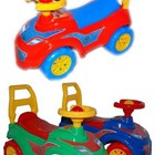 Автомобиль-толокар для прогулок Спайдер и Принцесса 3077 ТехноК