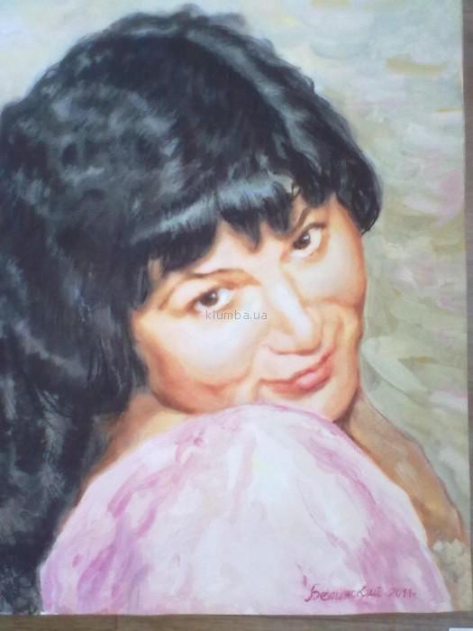 Нарисовать портрет фото №1