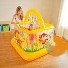 Надувной детский игровой центр манеж  Intex, 48473