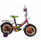 Велосипед Мустанг Маша и медведь  18  Mustang детский двухколесный дюймов