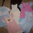 продам летние платья на девочку 3-4 года на рост 98-104 см