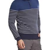 в сине-белую полоску мужской свитер LC Waikiki
