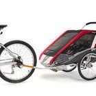 Многофункциональная спортивная детская коляска Thule Chariot Cougar 1, скидка 35%