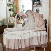 Детская люлька-колыбель Milly Mally Sweet Melody