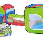 Игровая детская палатка с туннелем 999-120 / 999-147