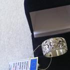Большая распродажа! Бомбезное кольцо из серебра 925