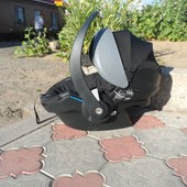 Автокресло BeSafe izi go 0+ (0-13 кг)для stokke bugaboo joolz quinny