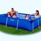 Каркасный бассейн Intex 28270 220*150*60 Акция