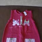 продам вызанное платье для девочки