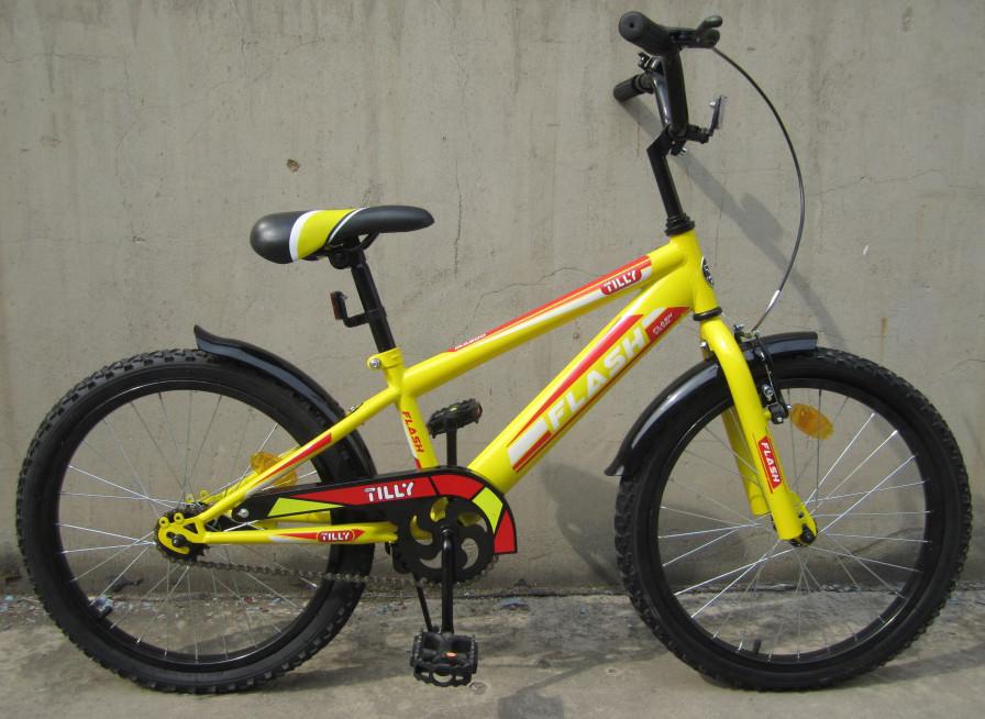 Велосипед двухколесный flash 20 фото №1