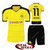 Футбольная форма детская Боруссия Дортмунд 2016 Марко Ройс №11