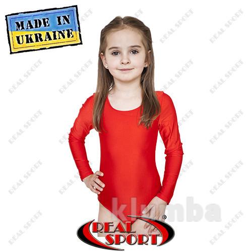 Купальник для танцев и художественной гимнастики детские 1,s,m красный. одежда для танцев. фото №1