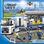 Lego City Мобильный отряд полиции 60044