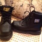 Фирменные CAT прочные ботинки