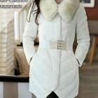 пуховик женский  с гусиным пухом натур  4 ЦВЕТА+реальное фото    шуба куртка зимняя дубленка зима