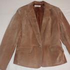 продам натуральный замшевый пиджак, 12 размер. (на М).
