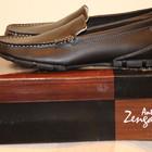 Туфли мокасины Antonio Zengara оригинал из Америки р. 44, 45