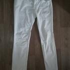 Белые брюки Colins.29-30р.46р.M-L