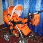 Срочно продам детскую универсальную коляску Geoby 05c705