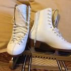 Ковзани Botas Dagmar білі фігурні 36 розмір