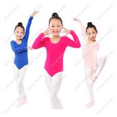 Купальники хлопок для танцев и художественной гимнастики детский, размер 1, S, M.