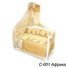 Детский постельный комплект Twins Comfort 8 элементов