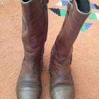 Осенние кожаные сапоги 31 р (20 см) Kipling  (Italia)