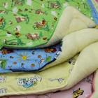 Теплые детские одеяла