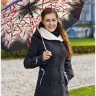 Женское осенние пальто на холодную осень ,женский плад на холодную осень ,пальто женское