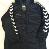 Hummel новая с этикеткой шикарная деми куртки размер L полномер